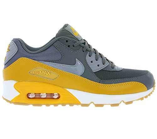 Stlth smmt Air Sportive Max Grey Wht Drk Nike gld 90 Gris Wmns Scarpe Donna Lf Essential xPBp5w4p6q