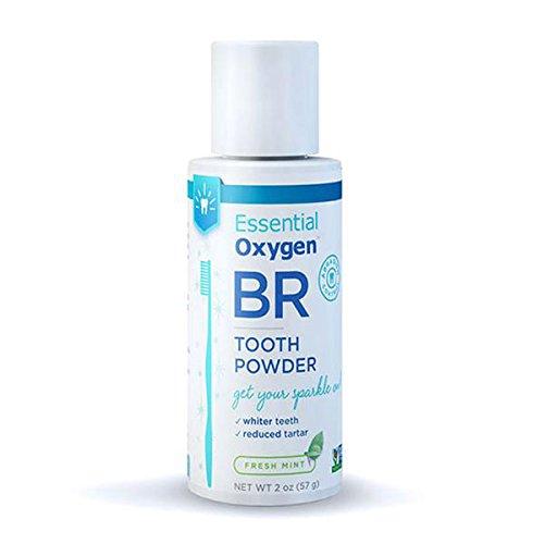 ESSENTIAL OXYGEN Organic Mint Tooth Polish, 2oz