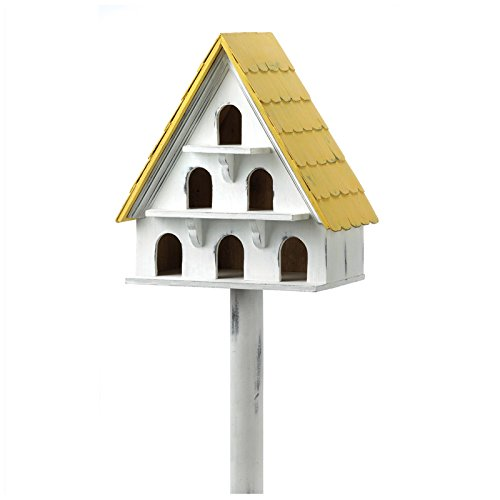 hot-sale-birdhouse-standing-cape-cod-bird-condo-and-house-new