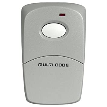 garage door opener remoteLinear 3089 Multicode 3089 Compatible Visor Remote Opener  Garage