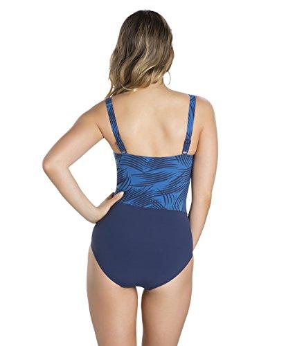 Costume Navy Blu da Lunadream Donna Bagno Intero da Speedo 5q7H8wZ