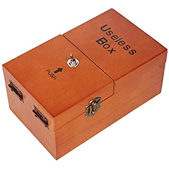 Useless Box Bausatz : useless box turns itself off storage box ~ Watch28wear.com Haus und Dekorationen