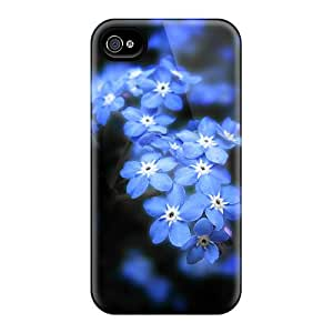 DaMMeke OxDOdnK7678rUpHY Case For Iphone 4/4s With Nice Forget U Not Appearance