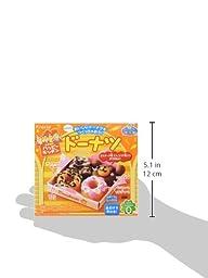 Kracie Popin\' Cookin\' kit soft donuts DIY candy
