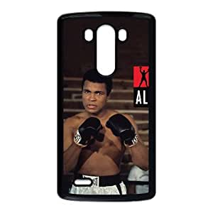 LG G3 Cell Phone Case Black Muhammad Ali tjpn