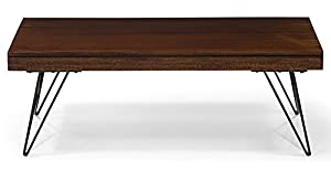 Urban Ladder Dyson Coffee Table (Walnut)
