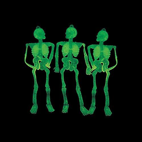 Fun Express Glow in The Dark Skeletons for