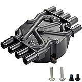 MegaFlint Distributor Cap and Rotor Kit V8 5.0L 5.7L for Chevrolet & GMC Trucks Vortec OEM For Rotor DR474 DR331 D303A, DR2031G, 3D1063, 51-4260