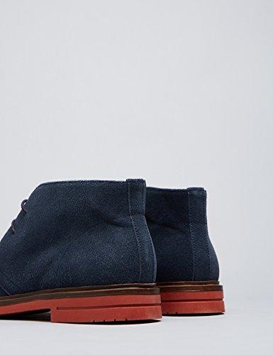 Blu Desert Uomo FIND Navy Stivali Boots qBAxw56RxI
