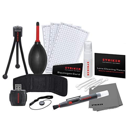 Fujifilm X-T3 Digital Camera with 18-55mm Lens (Black) + 32GB + Essential Photo Bundle