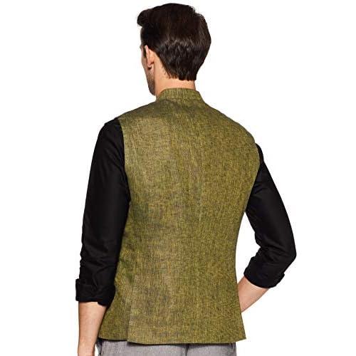 41Lqhc5ys2L. SS500  - Van Heusen Men's Waistcoat