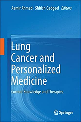 Téléchargements gratuits de chapitres de manuels Lung Cancer and Personalized Medicine: Current Knowledge and Therapies (Advances in Experimental Medicine and Biology) (French Edition) PDF