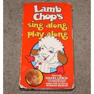 Lamb Chop's ~ sing-along, play-along