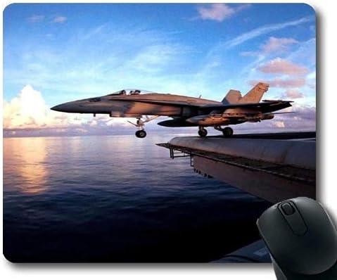 Yanteng avión, Alfombrilla de ratón para Juegos Grandes, Caza c f12, Alfombrilla de ratón con Bordes cosidos