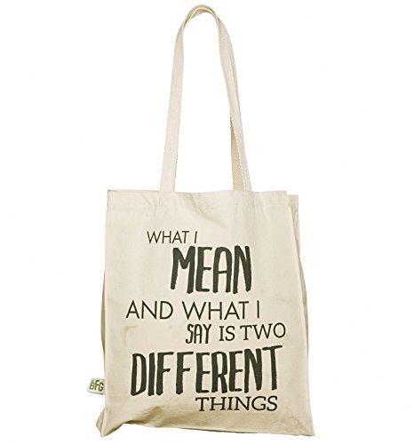 Roald Dahl BFG cosa intendo Premium Tote Bag
