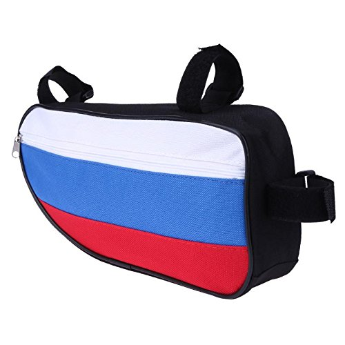 - Store-Homer - Waterproof Mountain Bike Saddle Bag Top Tube Front Triangle Frame Pannier Outdoor Bicycle Bag Saddle Pouch Seatpost Bag