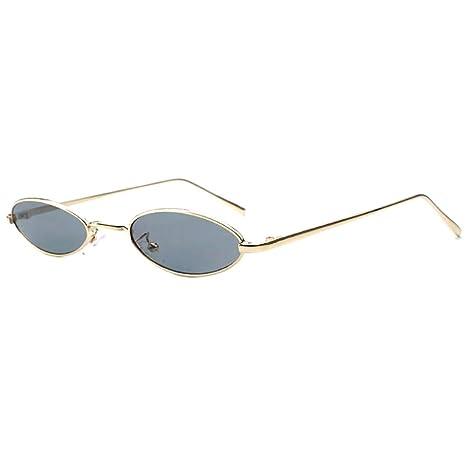 Al aire libre Gafas de sol ovaladas estilo Steampunk Gafas ...