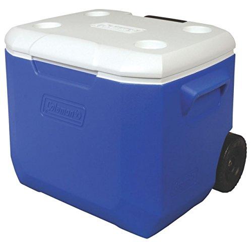 60 quart wheeled cooler - 8