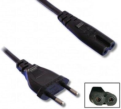 Cable de Luz Corriente Toma de Red Conexion Tipo PHILIPS Tipo ...