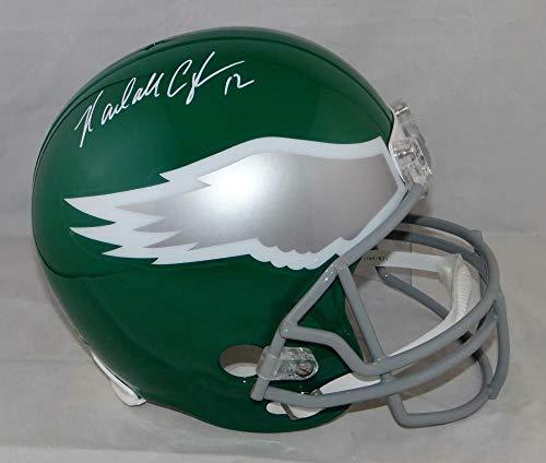 Randall Cunningham Signed Full Size Philadelphia Eagles 74-95 Tb Helmet- JSA Certified Authentic