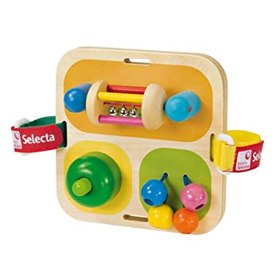 Selecta Toys Mini activity centre Tavolini : Stationary Stand Up Baby Activity Centers : Baby