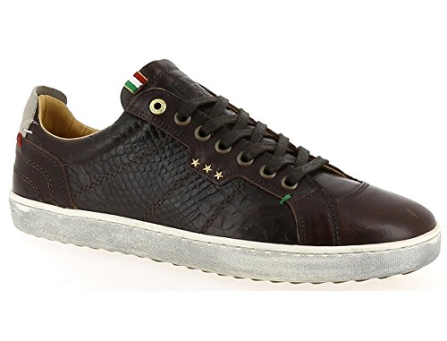 Pantofola d'Oro Canaverse Cocodrillo Uomo Low After Dark 10163049IQU, Deportivas