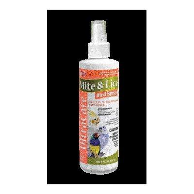 mite lice bird pump