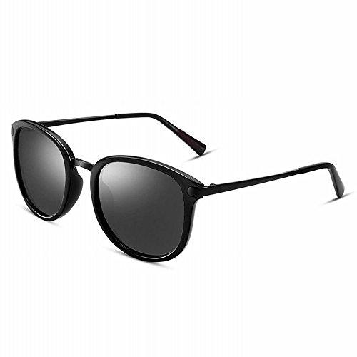 de Brillante tamaño UN Marea Sol Sol UN de de Pareja Gafas Femenina Estilo Masculina SLR película Moda de Gafas polarizado Espejo Retro Un de wnPqHCxRYB