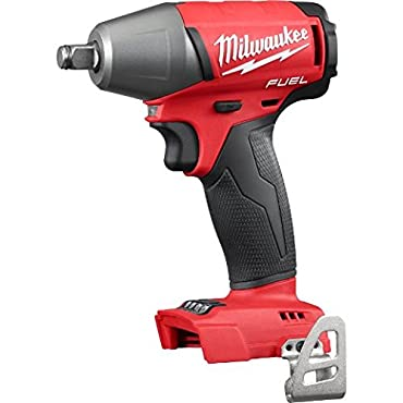 Milwaukee 2755B-20 M18 FUEL 1/2 Compact Impact Wrench w/ Friction Ring (Tool Only)