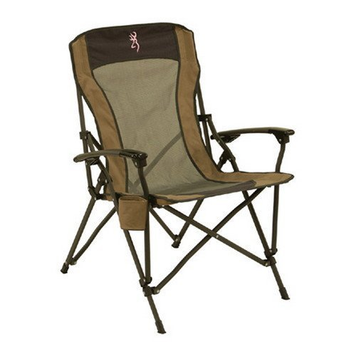 Browning Camping Fireside Chair Pink Buckmark by Browning Camping