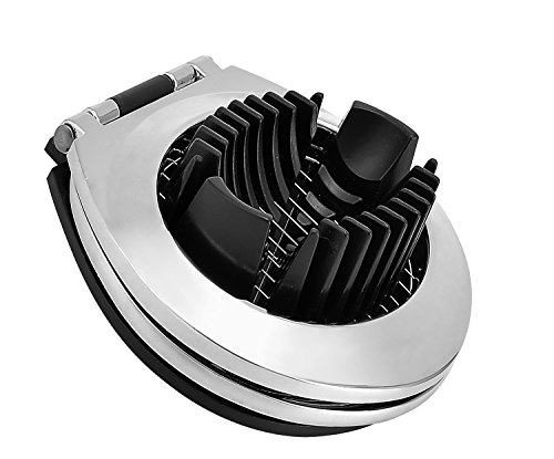 Egg Slicer Stainless Steel Wire Egg Cutter Multi functional Slicer Essential Cooking ()