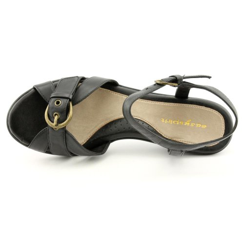 Sandalo Sabine Nero Easy Spirit Da Donna
