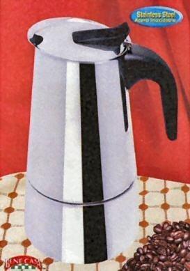 8 cup espresso maker - 2