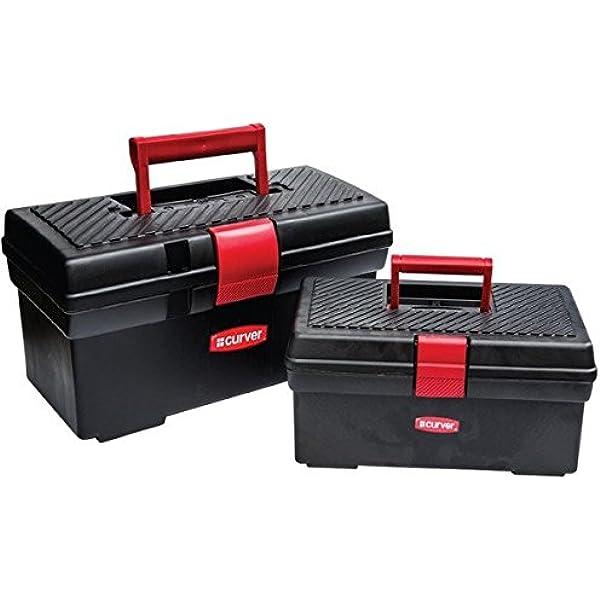 CURVER 155338 Combination Toolbox XL Polypropylene