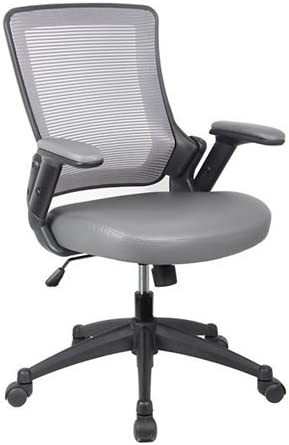 Height Adjustable Arms Mid-Back Mesh Task Office Chair