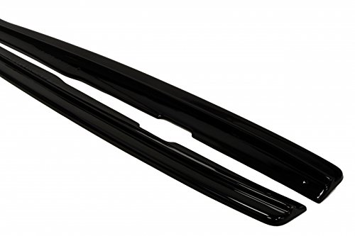 Maxton Design Side Skirt Add-On Diffusers Ford Focus MK3 RS MK3 ST
