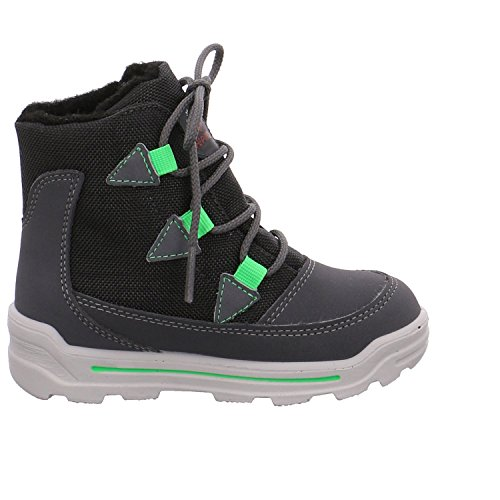 Ricosta 3733900-489 - Zapatos primeros pasos para niño gris