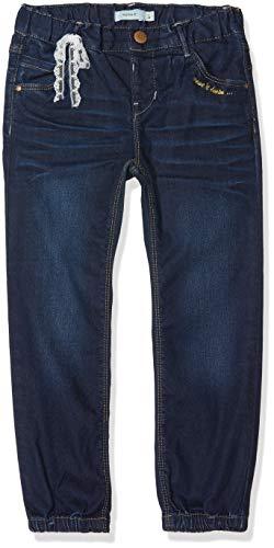 NAME IT, Jeans para Niñas Azul (Medium Blue Denim Medium Blue Denim)