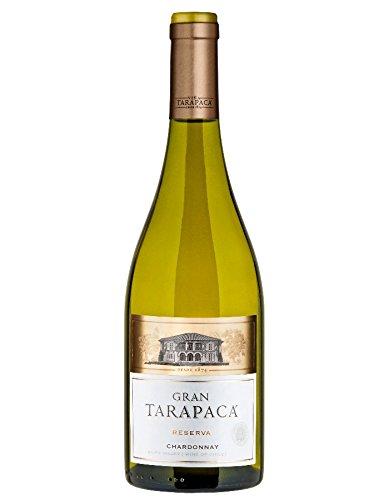 Vino Blanco gran Tarapacá Reserva Chardonnay 750 ml