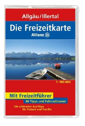 Allgäu /Illertal: 1:100000