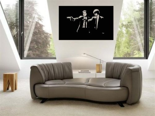 Pulp Fiction wall decal sticker home dcor 23