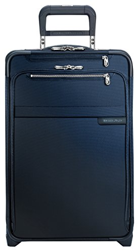 Briggs & Riley Baseline Domestic Expandable Carry-On 22' Upright, Navy