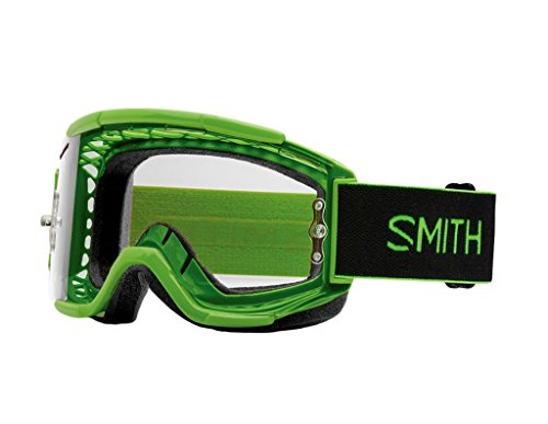 - Smith Optics Squad MTB Adult Off-Road Goggles - Reactor/Clear/One Size