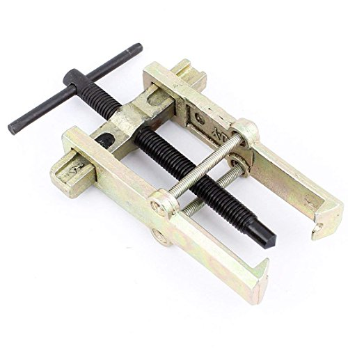 XMHF Carbon Steel Two Jaw Bearing Gear Puller Tool 4.9 x 3.1 x 1.2 inches(LWT)