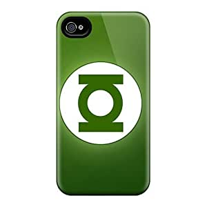 MEIMEIFirst-class Case Cover For Iphone 6 plus Dual Protection Cover Green Lantern Hd LogoMEIMEI