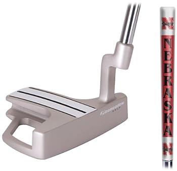 Pinemeadow Golf Pre Putter With Nebraska Cornhuskers C-thru Grip 0