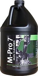 M-Pro 7 Gun Cleaner, 1-Gallon Bottle