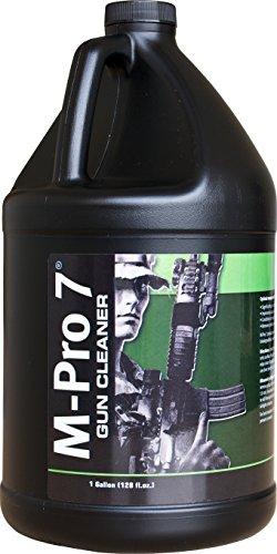 Hoppes M-Pro 7 Gun Cleaner - 1 Gallon Bottle