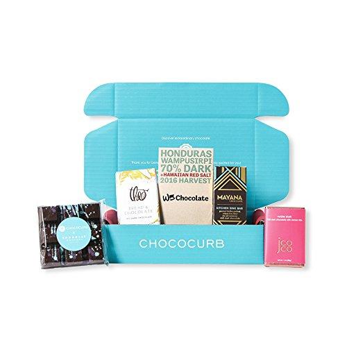 Chococurb Dark Chocolate Gift Box