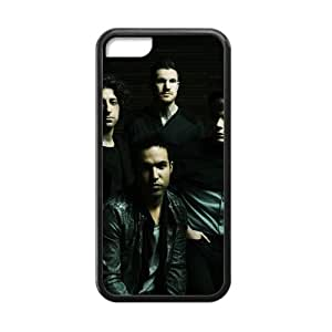 CTSLR Laser Technology Film Star Trek TPU Case Cover Skin for Cheap phone iphone 5/5s iphone 5/5s-1 Pack- Black - 4